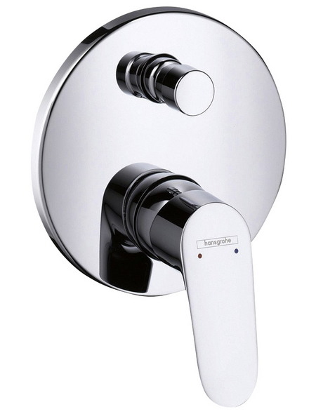 HANSGROHE Wannenarmatur »Focus«, Messing