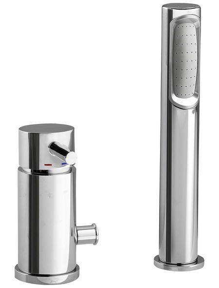 """OTTOFOND Wannenrandarmatur »S2000«, Messing, glänzend, ½"""""""
