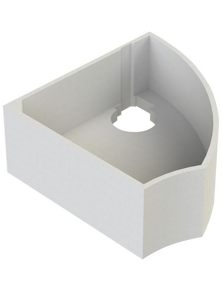 OTTOFOND Wannenträger »Aura«, Weiß