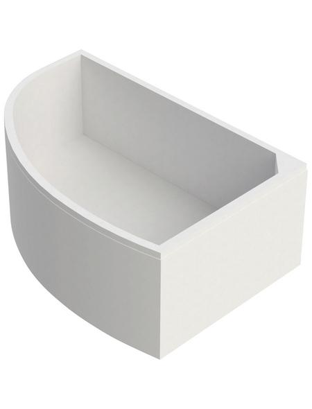 OTTOFOND Wannenträger »Cedros Mod. A«, Weiß