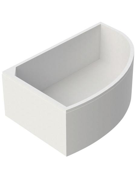 OTTOFOND Wannenträger »Cedros Mod. B«, Weiß