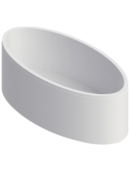 OTTOFOND Wannenträger »Gomera«, Weiß