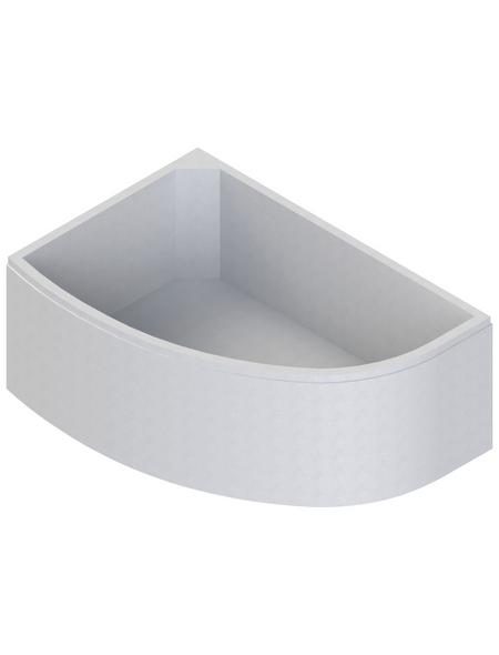 OTTOFOND Wannenträger »Marina Mod. B«, Weiß
