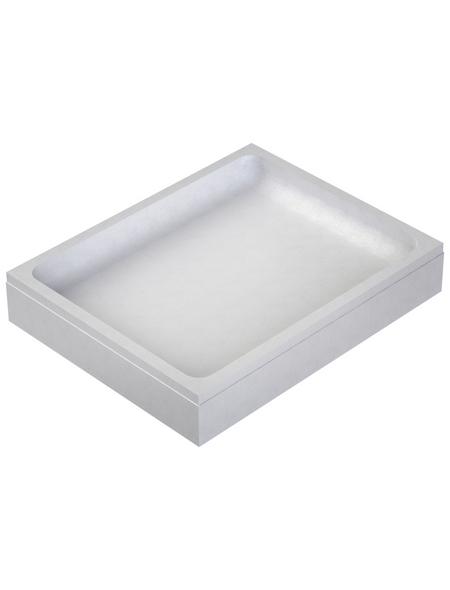 OTTOFOND Wannenträger »Pearl«, Weiß