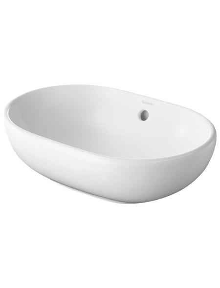 DURAVIT Waschbecken »Foster«, Breite: 49,5 cm, oval