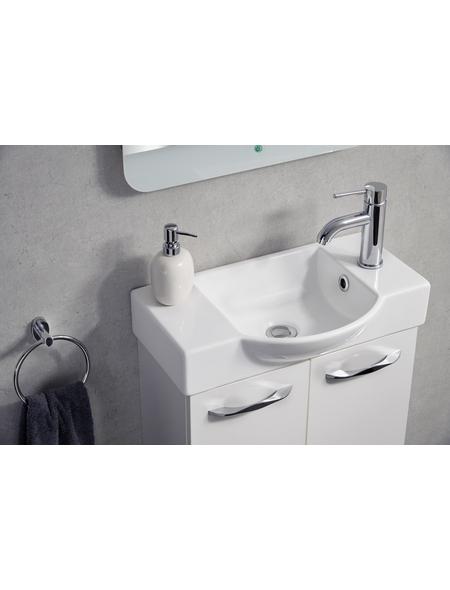 Waschbecken »Gäste-WC«, Breite: 54,5 cm