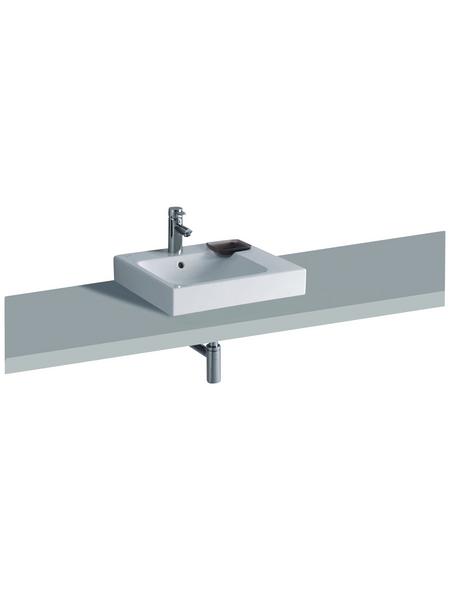 KERAMAG Waschbecken »iCon«, Breite: 50 cm, eckig