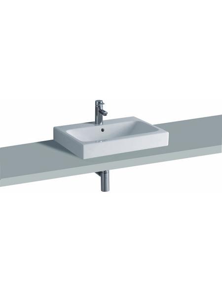 KERAMAG Waschbecken »iCon«, Breite: 60 cm, eckig