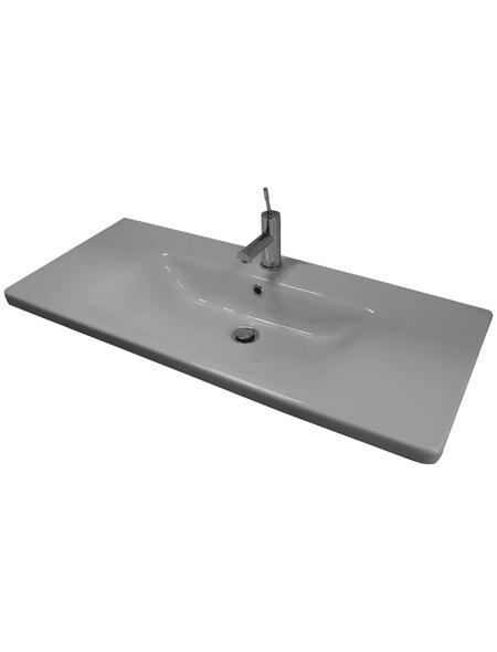 FACKELMANN Waschbecken »Lavella«, Breite: 100 cm
