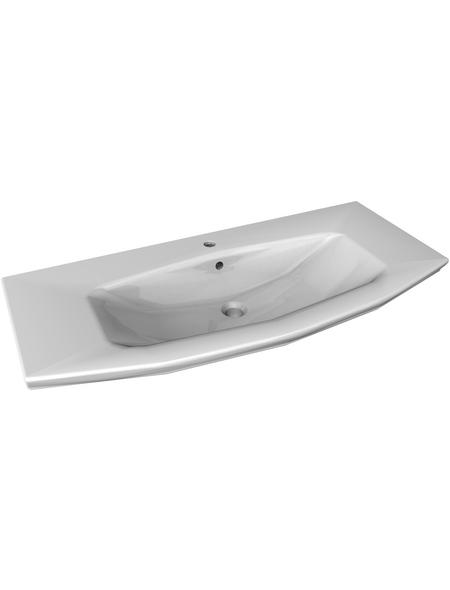 FACKELMANN Waschbecken »Lino«, Breite: 110 cm