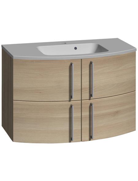 Waschbecken mit Unterschrank »Limbo«, BxT: 90 x 48 cm