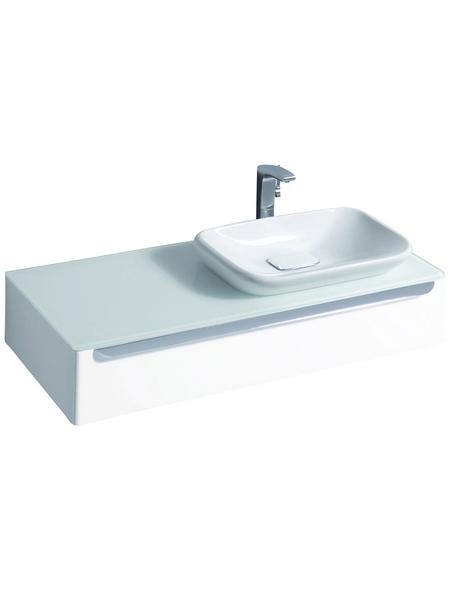GEBERIT Waschbecken »myDay«, Breite: 60 cm, oval