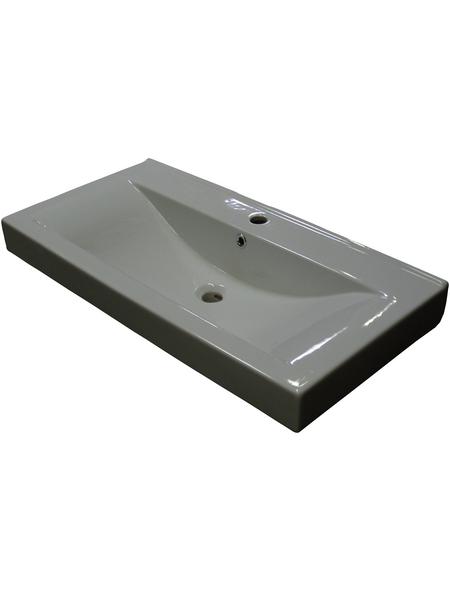 FACKELMANN Waschbecken »Piuro«, Breite: 89,5 cm