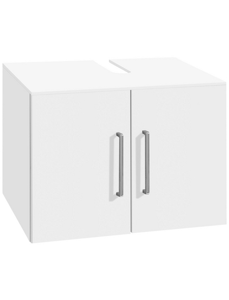 OPTIFIT Waschbeckenunterschrank »OPTIbasic 4030«, BxHxT: 62 x 49,6 x 34,8 cm