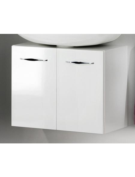 FACKELMANN Waschbeckenunterschrank »Sceno«, B x H x T: 60 x 34 x 48 cm