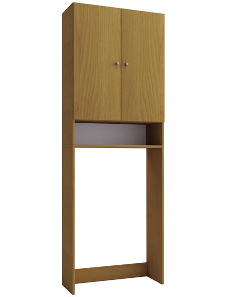 VCM Waschmaschinenschrank »Lona«, BxHxT: 64 x 182 x 27 cm