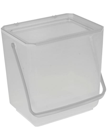 KEEEPER Waschmittelbox, BxHxL: 19 x 20,5 x 14,5 cm, Kunststoff