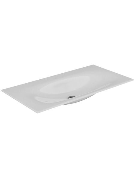 KEUCO Waschtisch »Edition 11«, Breite: 105,5 cm, eckig