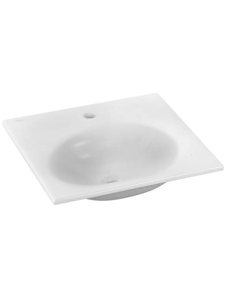 KEUCO Waschtisch »Edition 11«, Breite: 43,8 cm, eckig