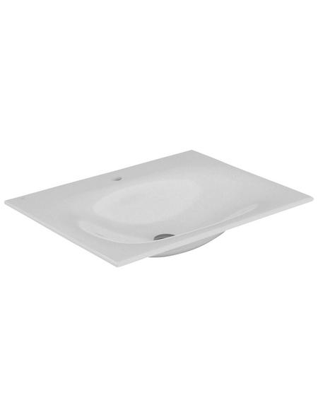 KEUCO Waschtisch »Edition 11«, Breite: 70,5 cm, eckig