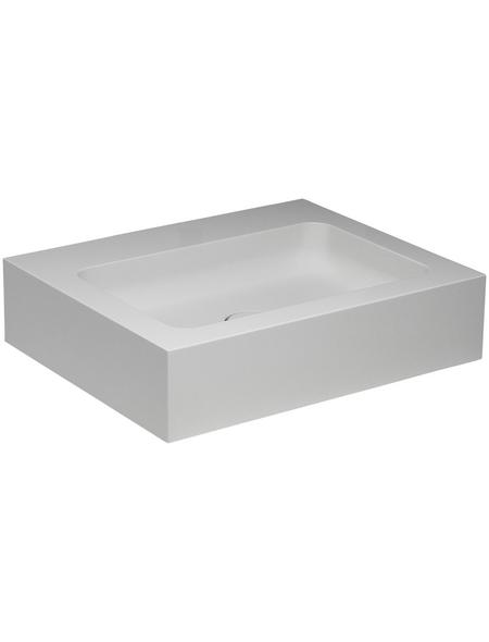 KEUCO Waschtisch »Edition 300«, Breite: 65 cm, eckig