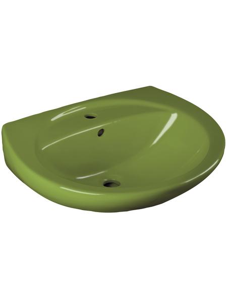 CORNAT Waschtisch »EMOTION«, BxT: 59,5 x 48,5 cm, Keramik