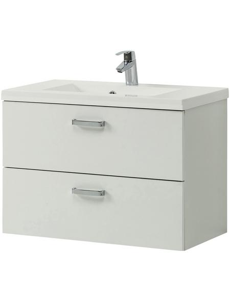 HELD MÖBEL Waschtisch »Montreal«, B x H x T: 80 x 54 x 39 cm