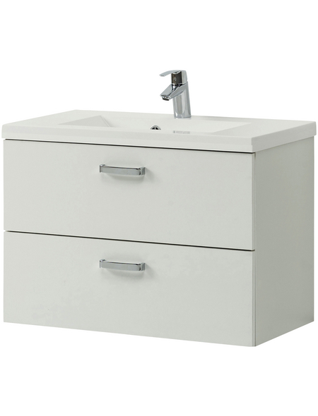 HELD MÖBEL Waschtisch »Montreal«, B x T x H: 80  x 39  x 54  cm