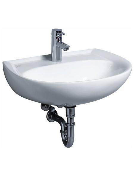KERAMAG Waschtisch »Renova«, Breite: 60 cm, oval