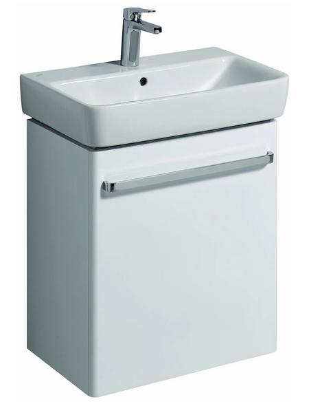 KERAMAG Waschtisch »Renova Compact«, ohne Unterschrank, Breite: 60 cm, eckig