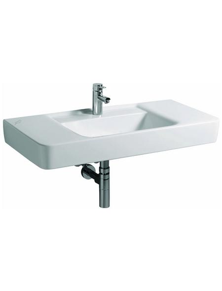 KERAMAG Waschtisch »Renova Plan«, Breite: 100 cm, eckig