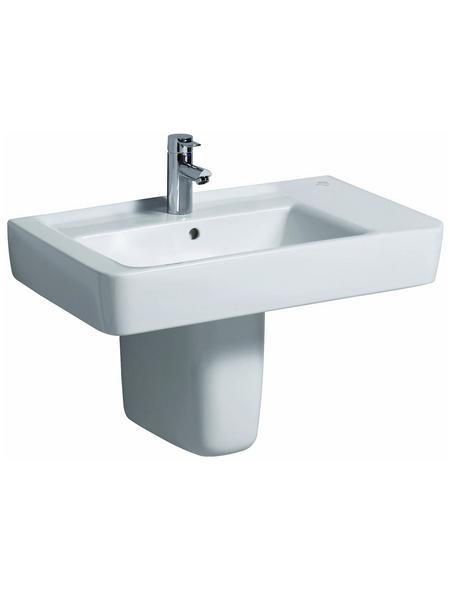 KERAMAG Waschtisch »Renova Plan«, Breite: 75 cm, eckig