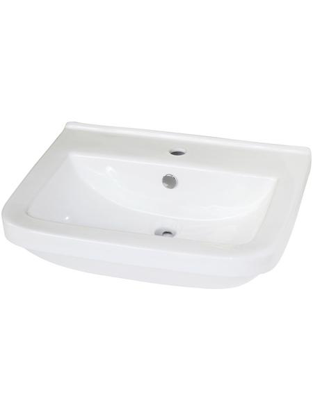 WELLWATER Waschtisch »Tauro«, Breite: 60 cm, Keramik