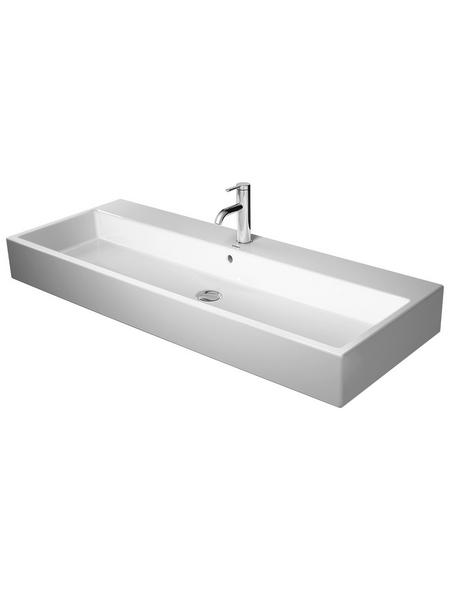 DURAVIT Waschtisch »Vero Air«, Breite: 120 cm, eckig