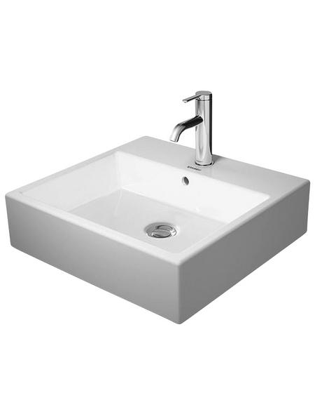 DURAVIT Waschtisch »Vero Air«, Breite: 50 cm, eckig