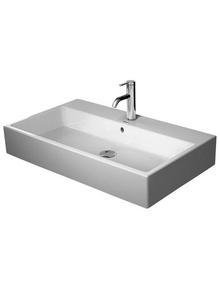 DURAVIT Waschtisch »Vero Air«, Breite: 80 cm, rechteckig