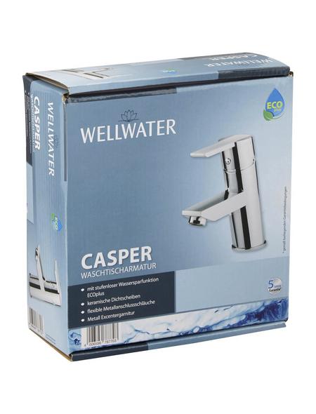 WELLWATER Waschtischarmatur »CASPER«