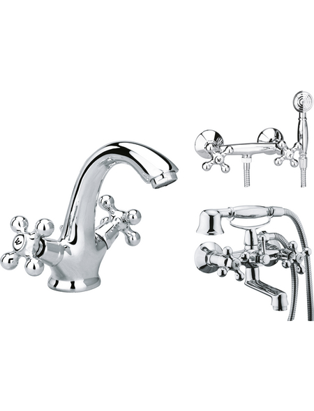 SCHÜTTE Waschtischarmatur »Elk«