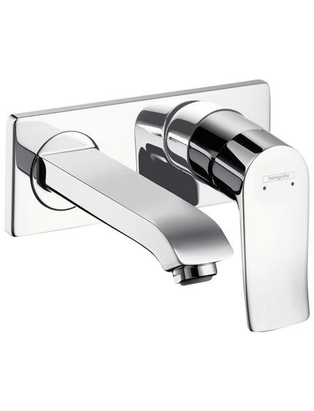 HANSGROHE Waschtischarmatur »Metris«, Messing