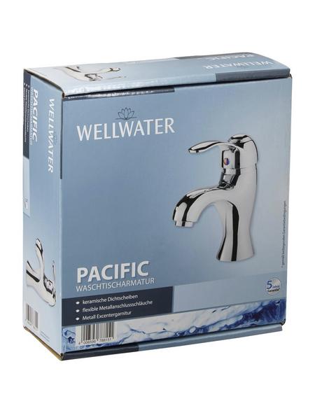 WELLWATER Waschtischarmatur »PACIFIC«, Rund