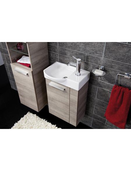 FACKELMANN Waschtischunterbau »A-Vero«, B x H x T: 44 x 60 x 24 cm Anschlagrichtung: links/rechts