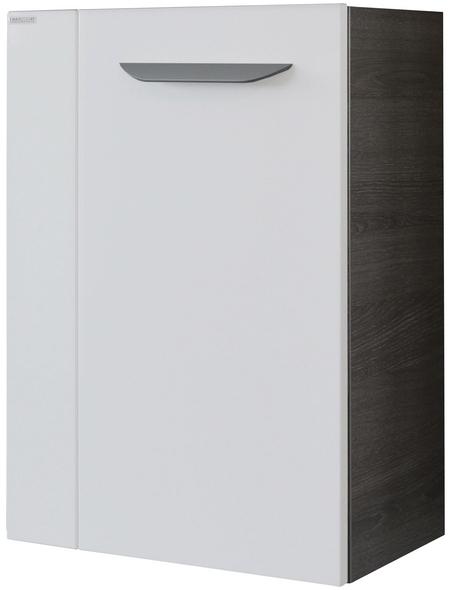 FACKELMANN Waschtischunterbau, B x H x T: 44 x 60 x 24 cm Anschlagrichtung: rechts