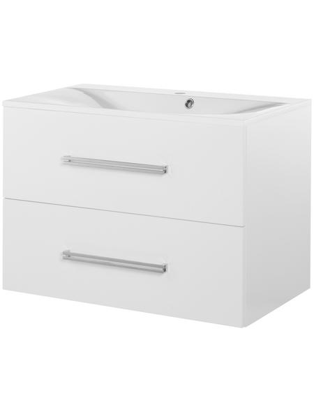 FACKELMANN Waschtischunterbau »Como«, B x H x T: 80 x 57,5 x 61 cm