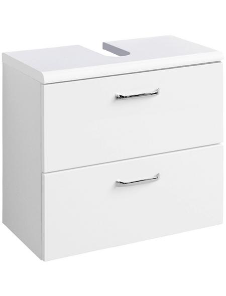 HELD MÖBEL Waschtischunterschrank »Fontana«, B x H x T: 60 x 35 x 54 cm links/rechts