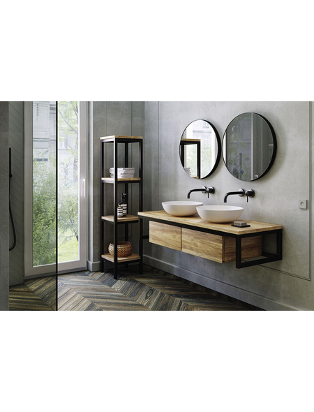 SPA AMBIENTE Waschtischunterschrank »Loft«, B x H x T: 140 x 27,5 x 50 cm