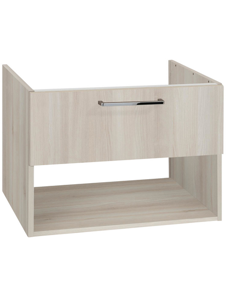 OPTIFIT Waschtischunterschrank »OPTIbasic 4030«, B x H x T: 62 x 48 x 44,6 cm