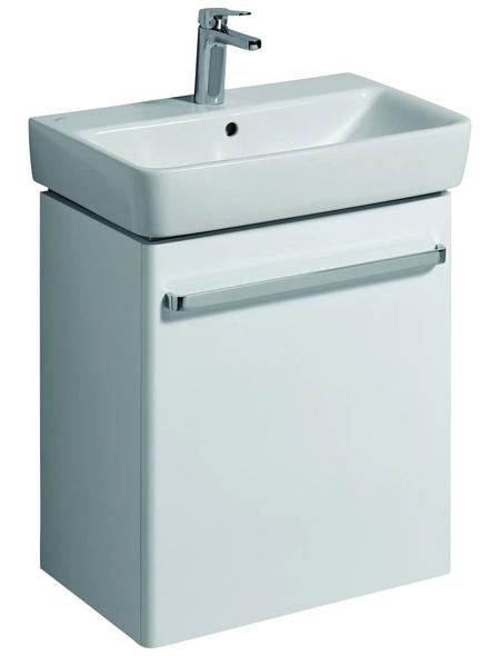 GEBERIT Waschtischunterschrank »Renova Compact«, BxHxT: 55 x 60,4 x 33,7 cm Anschlagrichtung: links/rechts