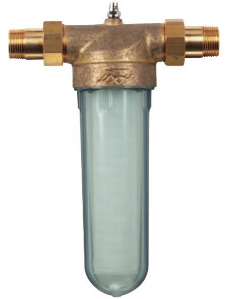 "CORNAT Wasserfilter Messing 1"""