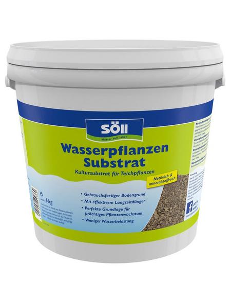 SÖLL Wasserpflanzensubstrat, 6 kg