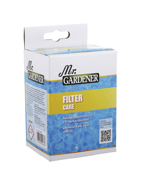 MR. GARDENER Wasserpflege »Filter Care«, Filter Care